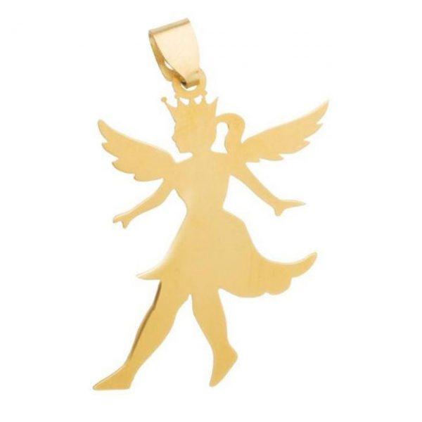 مدال نقره فرشته مدل Givi1798