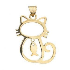 مدال نقره گربه مدل Givi1767