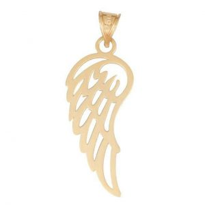 مدال نقره بال فرشته مدل Givi1821