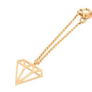 آويز ساعت نقره طرح الماس مدل Givi2120