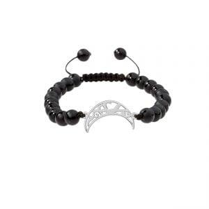 دستبند نقره اسم آذر مدل Givi3695