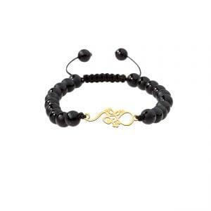 دستبند نقره طرح فرشته مدل Givi3558