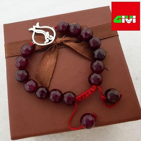 دستبند سنگ اسم فاطمه24