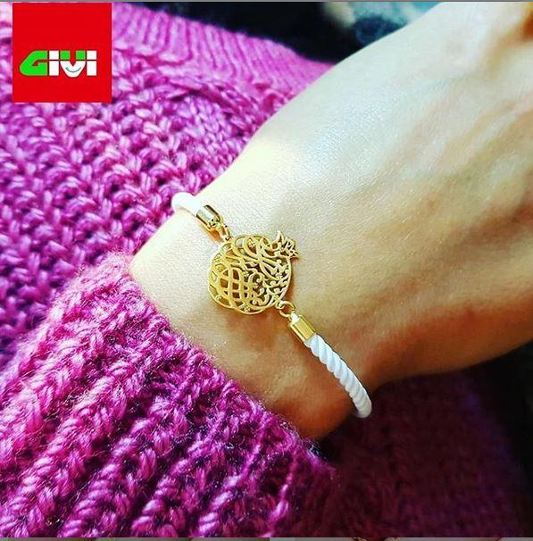 دستبند طرح انار36