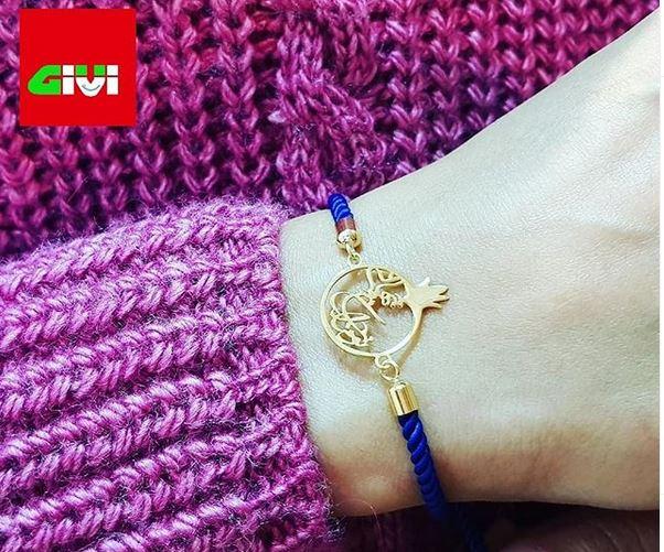 دستبند طرح انار38
