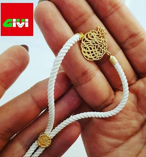 دستبند طرح انار41