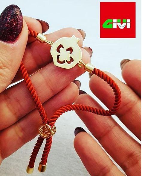 دستبند طرح انار49