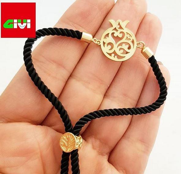 دستبند طرح انار52