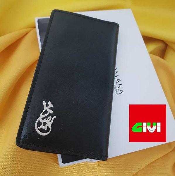 کیف چرم مردانه و پلاک اسم محمدرضا10